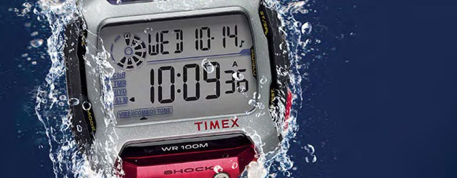 What Makes a Watch Water-Resistant?