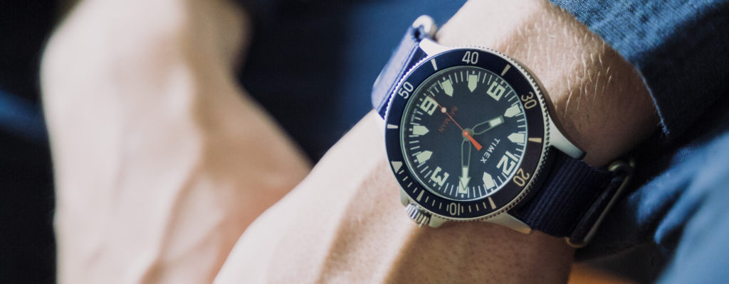 timex greats bayman watch