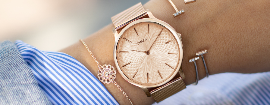 Here's to Our Favorite Rose-Gold Tone Watches