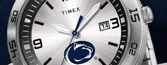 Timex Kicks-Off with College Tribute Watches
