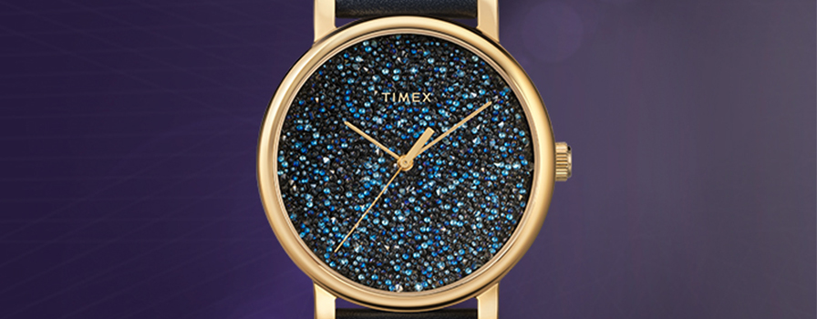 timex crystal opulence