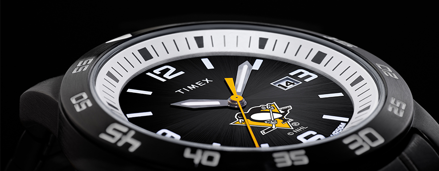 Timex Hits the Ice with the NHL® Tribute® Collection