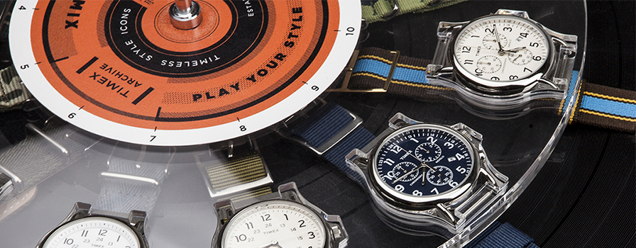 From the Timex Archive