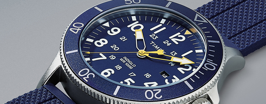 Diver-Inspired Watches