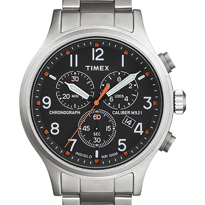 timex allied chronograph 42mm