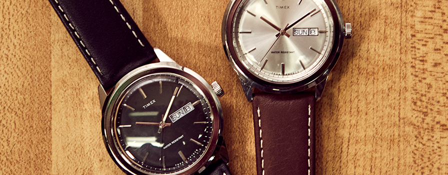 Timex & Todd Snyder Release the Mid-Century Day/Date Watch