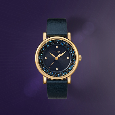 timex crystal opulence
