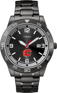 Calgary Flames Acclaim watch from the Timex Tribute Collection