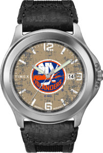 New York Islanders Old School Watch from Timex Tribute Collection