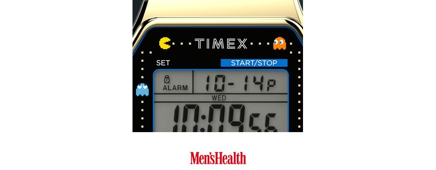 Timex Re-Released Their T80 Watch With a Pac-Man Twist