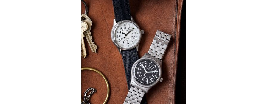 The Timex Guide to Military Watches