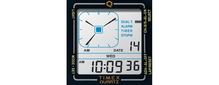 MADE FOR THE FUTURE: Introducing the Q Timex Reissue LCA
