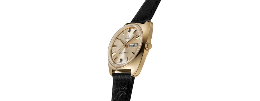 Announcing the Q Timex 1975 Reissue Watch