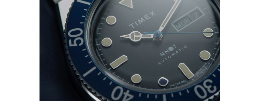 INCOMING COLLAB: Our Timex M79 Gets the NN07 Treatment
