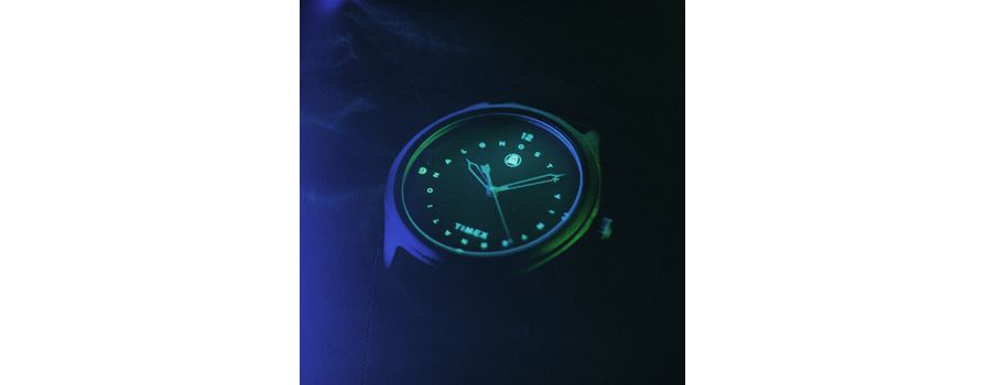 MIC CHECK: Announcing the Timex x Ghostly International Collaboration