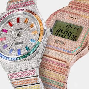 Timex x Judith Leiber: Craftsmanship that Sparkles